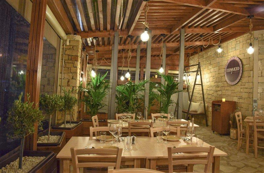 OPENING: A new venue in Limassol rediscovers the Cypriot meze!