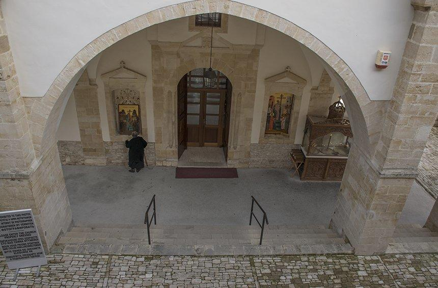Holy Cross Monastery (Omodos)
