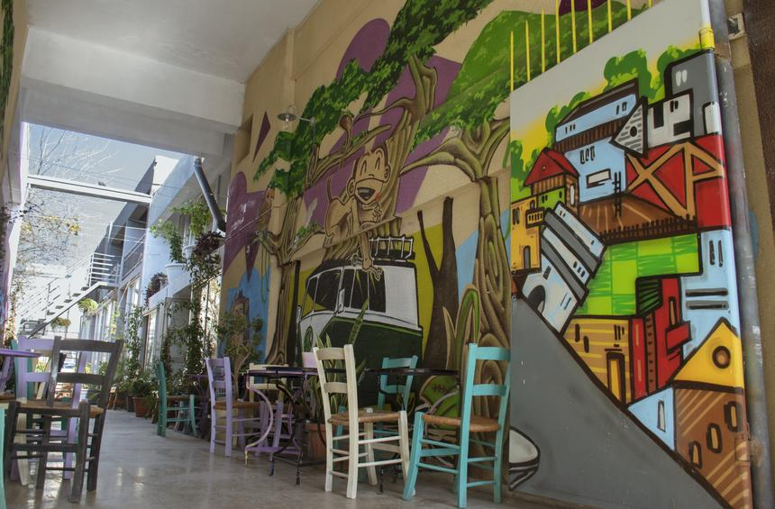 OPENING: A new, tasteful place has just come up in a forgotten arcade in Limassol!