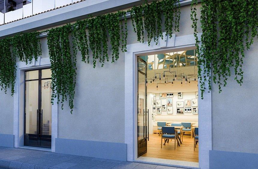 Urban: A new arrival combines old and new in the heart of Limassol!