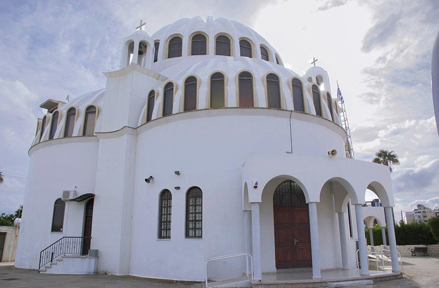 Agios Georgios Frangoudes church