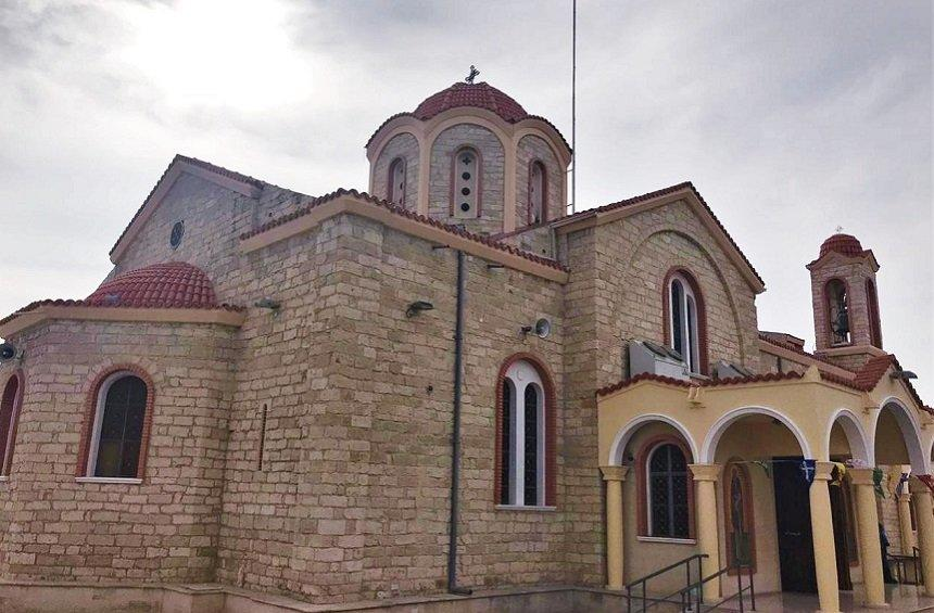 Apostle Andreas church (Mesa Yitonia)
