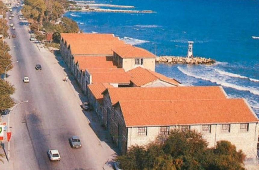 Theodosiou warehouses: Unique images from the historical journey of a Limassol landmark!
