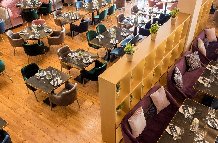 Artima Bistrot: A particularly elegant venue in the Limassol city center, with a muti-award winning menu!