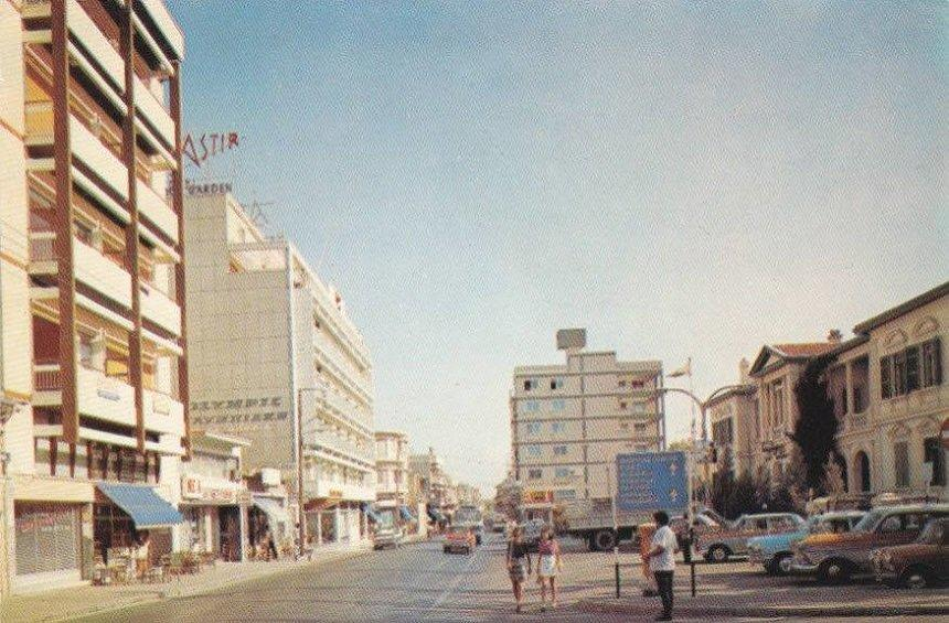 The Limassol hotels that have vanished forever!