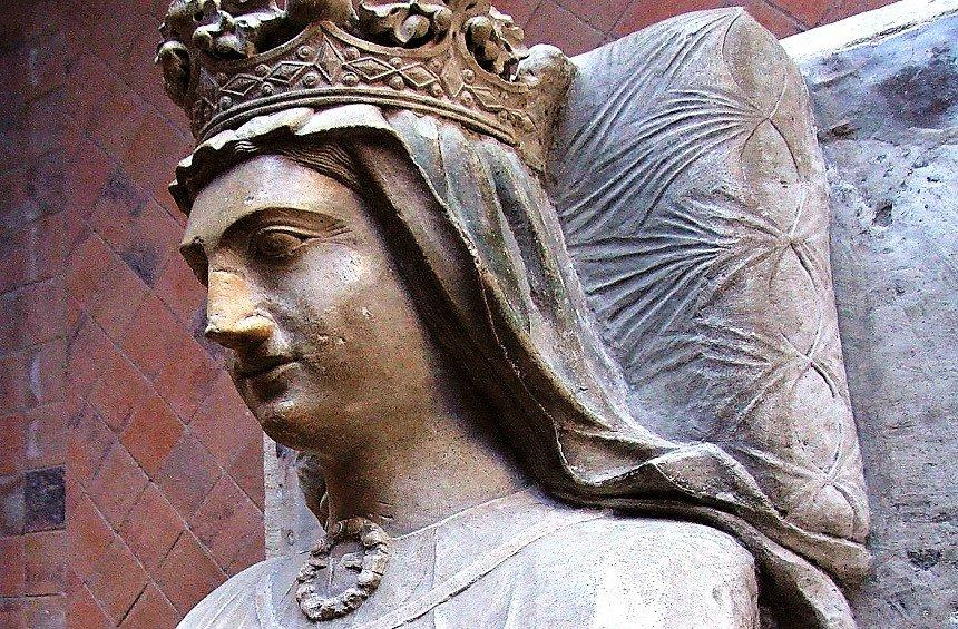 Who was Berengaria, the Queen of England who was crowned in Limassol?