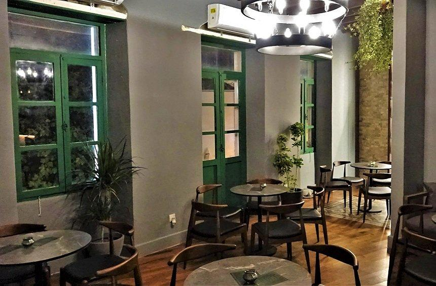 OPENING: A hidden speakeasy for winter outings in Limassol!
