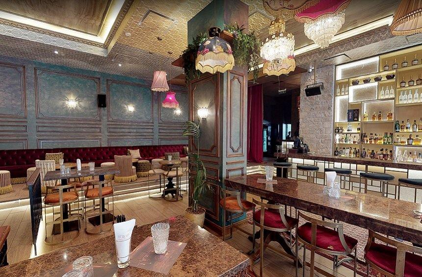Bordello Bar: An entertainment venue with the elegance of decades past!