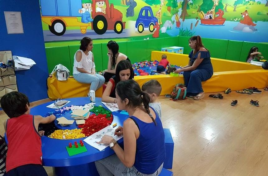 PHOTOS: A unique, themed space for children in Limassol!