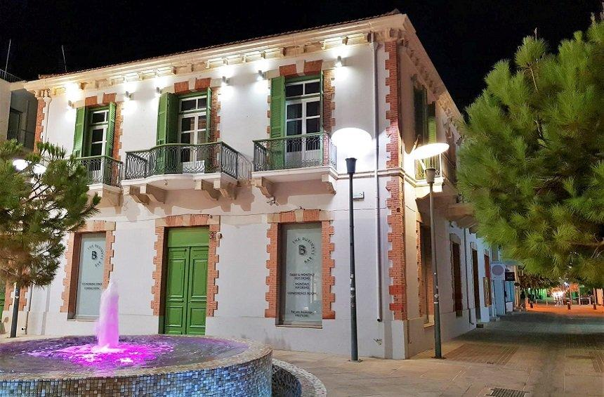 OPENING: A beautiful, restored building in Limassol, tranformed into a surprising venue!