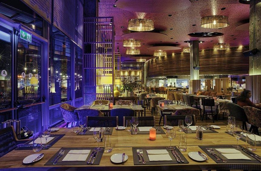 Columbia Steak House: A gorgeous venue in Limassol's city center, with glorious steaks!