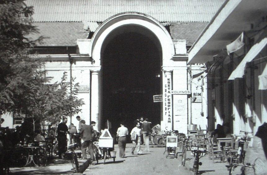 PHOTOS: The First Municipal Market, a center of life and commerce for more than a century!