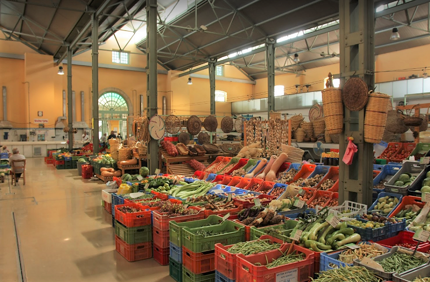 PHOTOS: The First Municipal Market, a center of life and commerce for more than 1 century!
