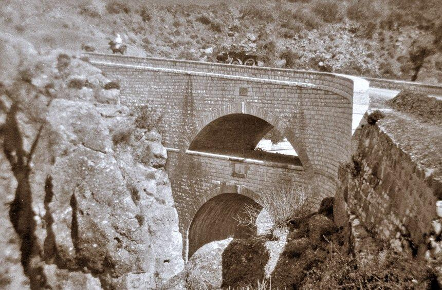 The history of the construction of the only double bridge in Cyprus!