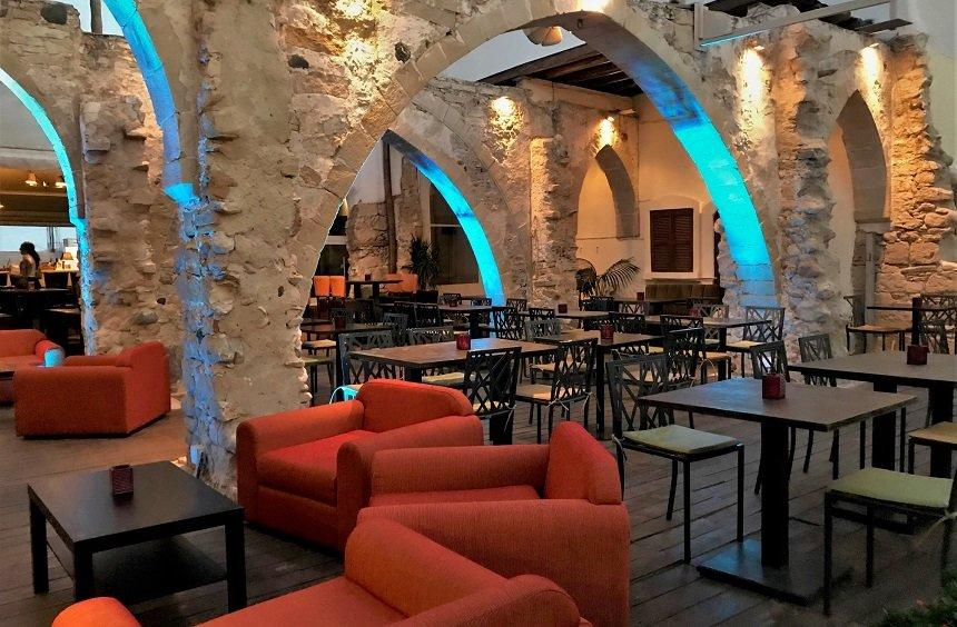 OPENING: A new place under the archs of the walk way in Limassol's city center!
