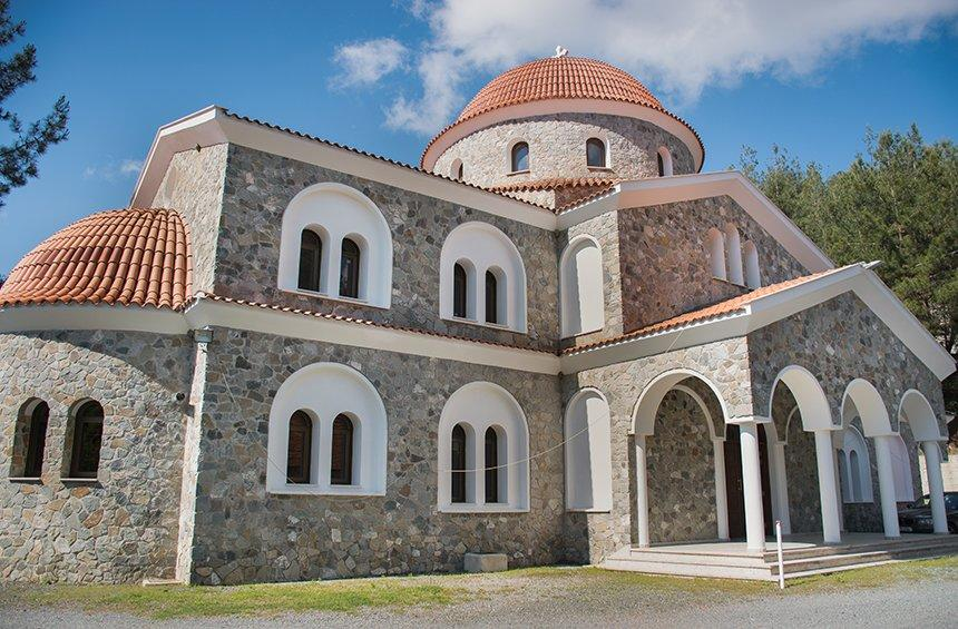 Timios Prodromos church (Dymes)