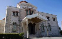The new church of Panayia Eleousa