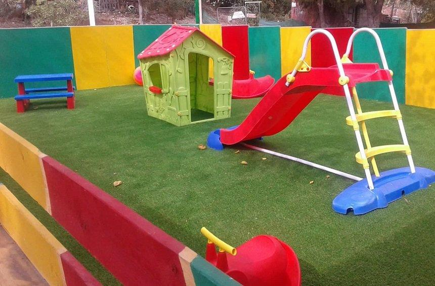 OPENING: A new family restaurant, with its own beautiful playground for kids!