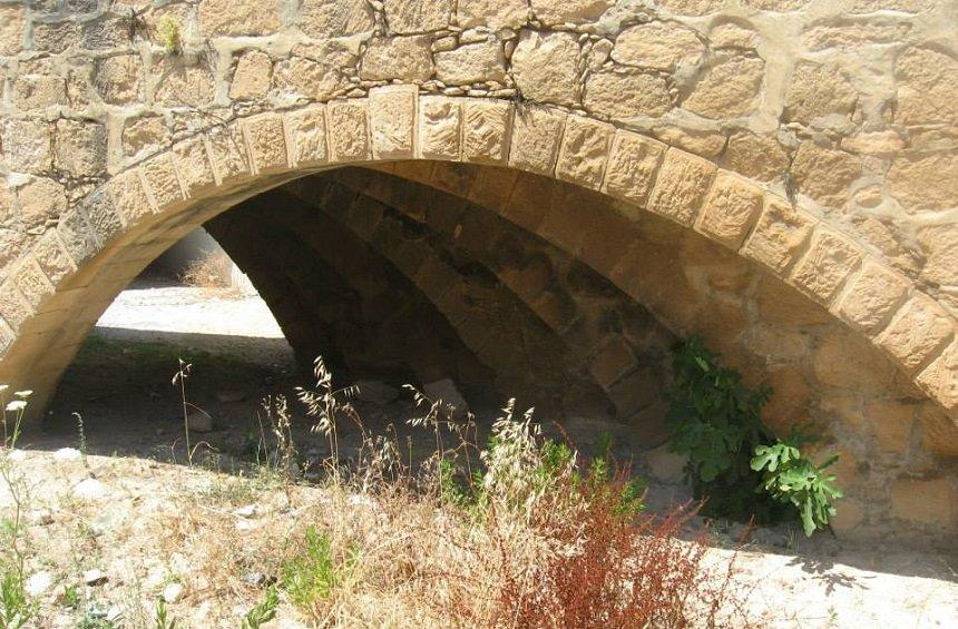 PHOTOS: The only bridge with 7 arches in Cyprus, is found in Limassol!