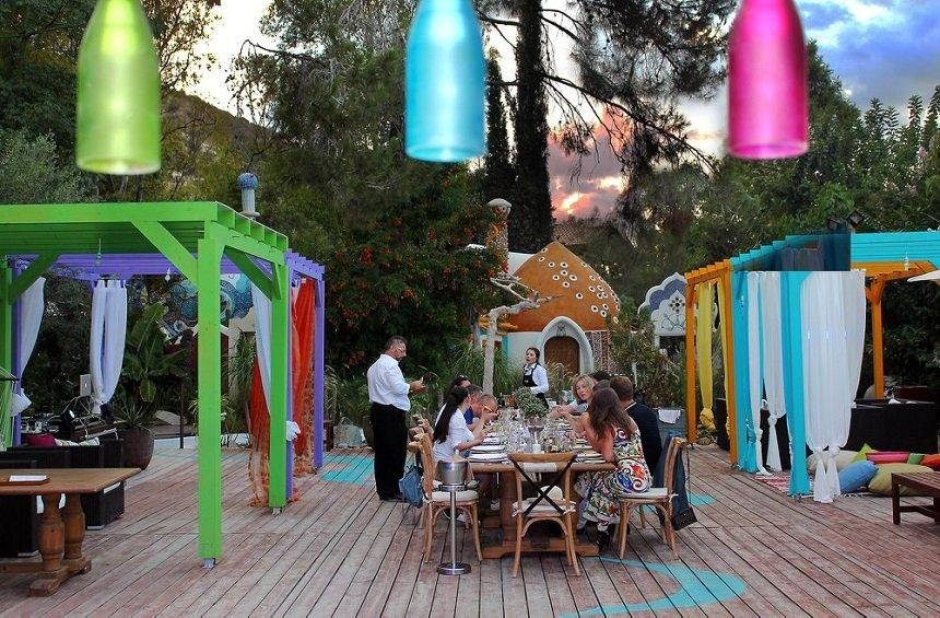 OPENING: An ethereal café, in a magical spot in Limassol!