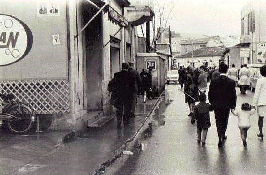 The street associated with the courtships of old Limassolians!