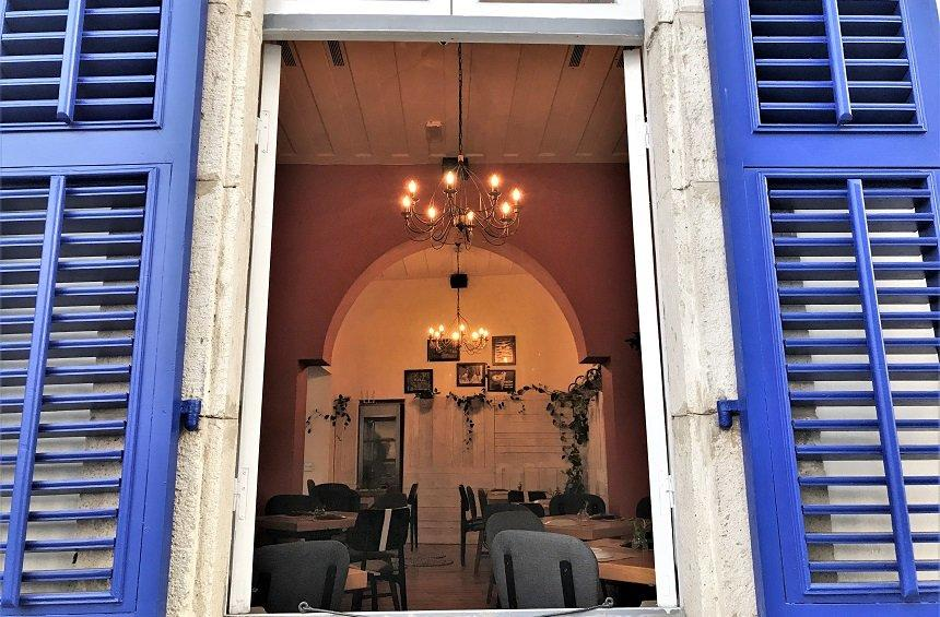 OPENING: The new hangout for food and drink, in an impressive listed building on Agiou Andreou Street!