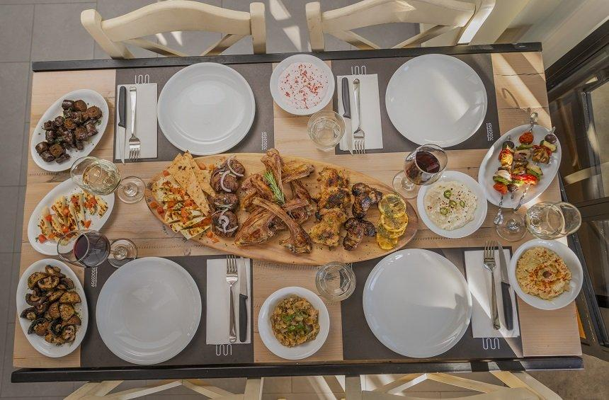 OPENING: A new, modern space in Limassol prepares juicy grilled dishes!