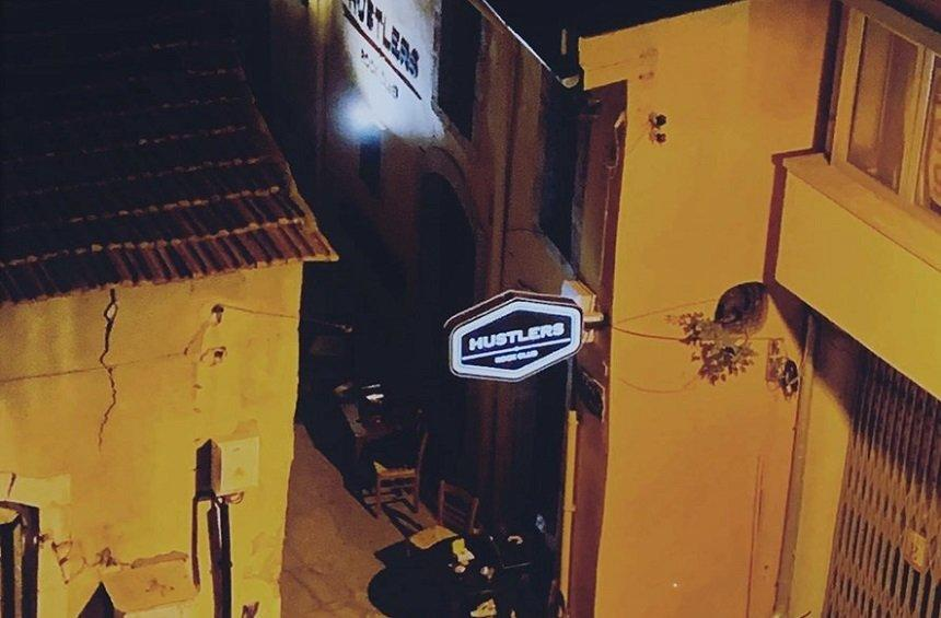 Hustlers Rock Club: A friendly hangout that's ideal for relaxed strolls through Limassol's oldest alleyway!