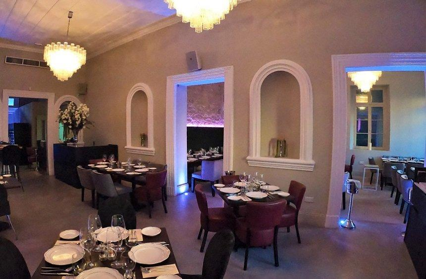 Il Gusto Italiano: The magnificence of Italian cuisine enjoyed in a stately, neoclassical building in Limassol!
