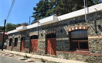 Traditional architecture is preserved in Platres.