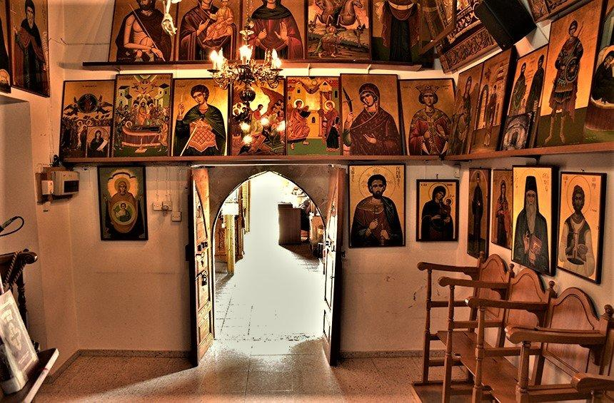 Holy Monastery of Christ the Advisor - St. George (Sotira)