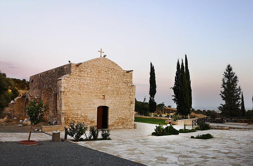 Church of Panagias Karmiotissas (Kato Polemidia)