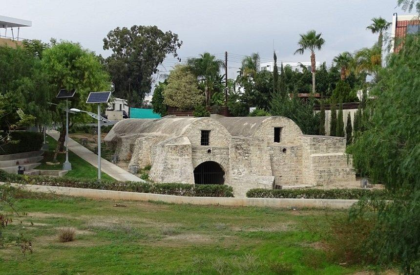 Havouza of Limassol: The city's water reservoirs