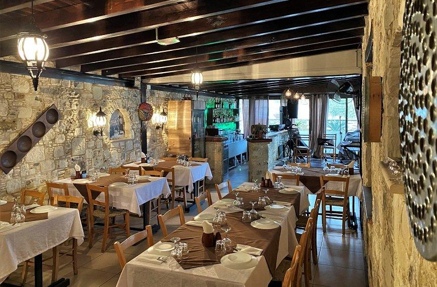 Kouka Tavern: A new little tavern in one of Limassol's smallest villages!