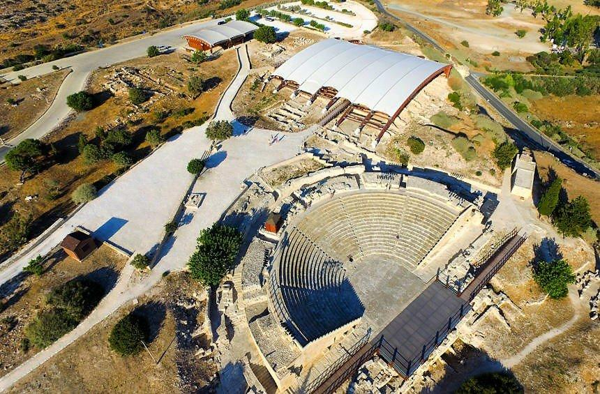The development and the destruction of the ancient city of Curium!