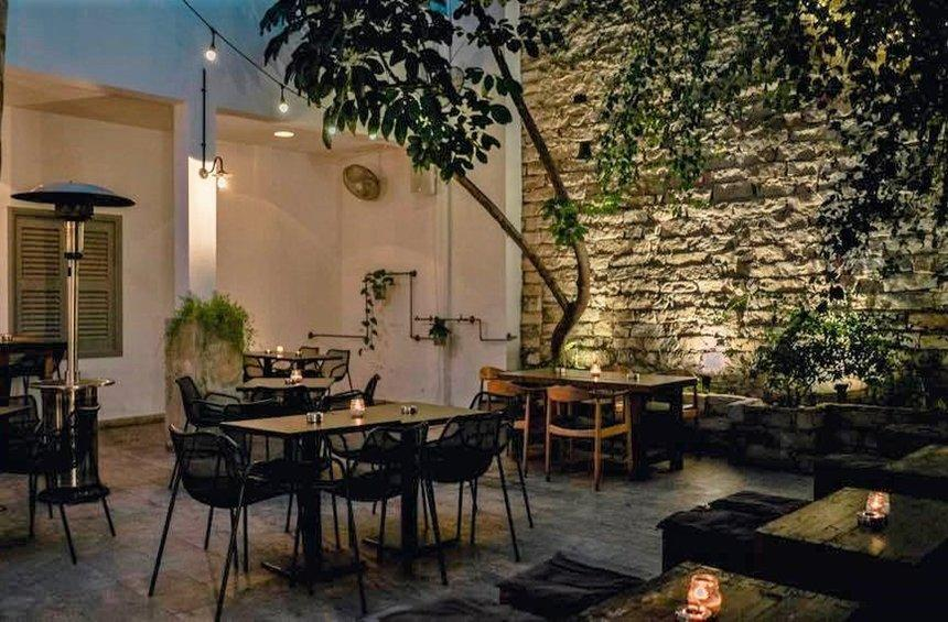 Lab Restaurant & Bar: An old Limassol hotel that become a beloved city hangout!