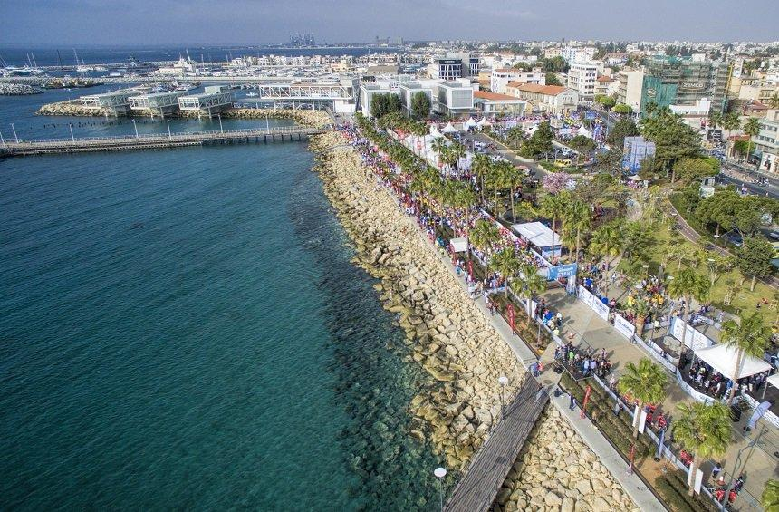 OPAP lends its support to an innovative Project promoting Limassol events!