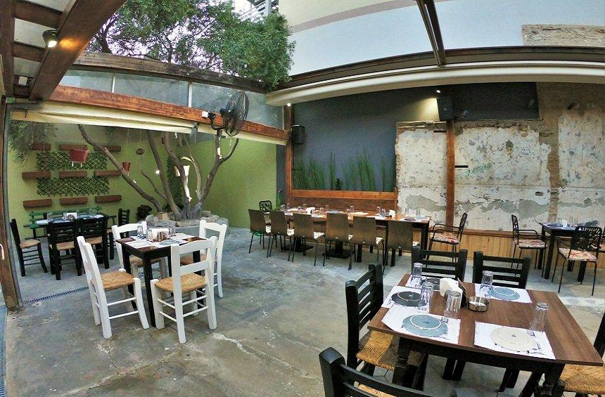 OPENING: A new hangout for lovers of meze and Greek cuisine!