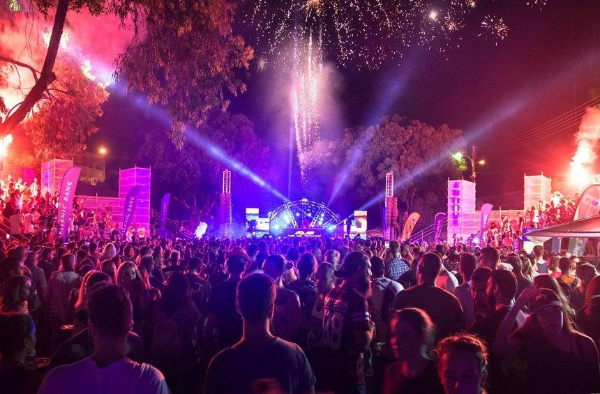 K. Xydias and A. Clerides talk about the new, large festival that is shaking things up in Limassol!