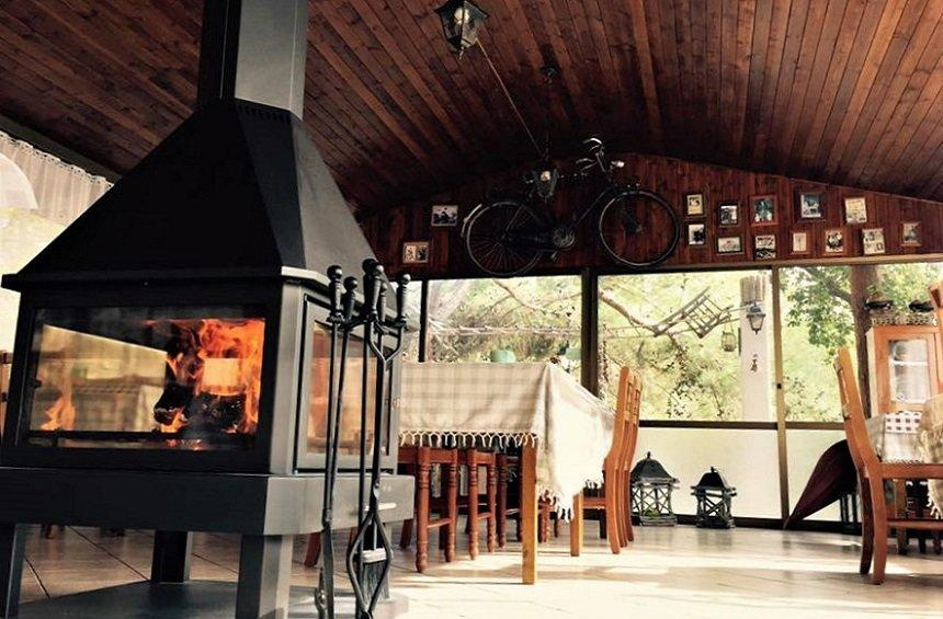 Maramenos tavern: Homemade, traditional dining 'nestled' in the Limassol forest!