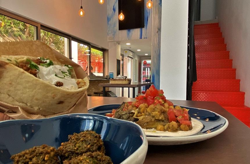 OPENING: A new hangout with tantalizing Middle Eastern flavors in the center of Limassol!