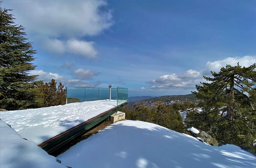 Mount Olympus Observation Point (Troodos)