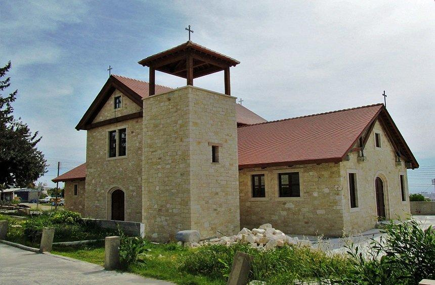 Panagia Glikiotissa Church