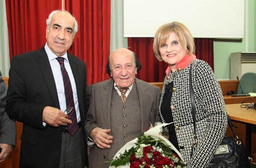 Christos Papadopoulos may have left us in 2018, but his soul remains forever in Limassol