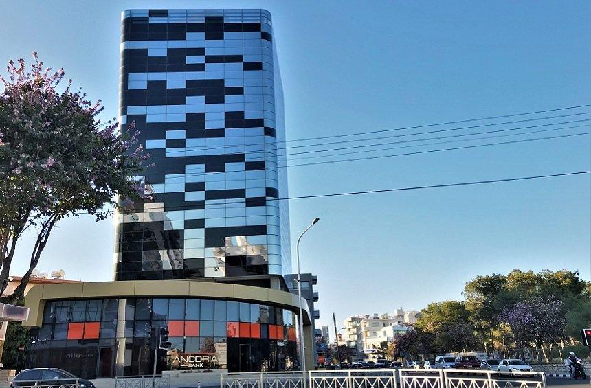 Paris Tower: The impressive 'building without corners', in the heart of the Limassol city!