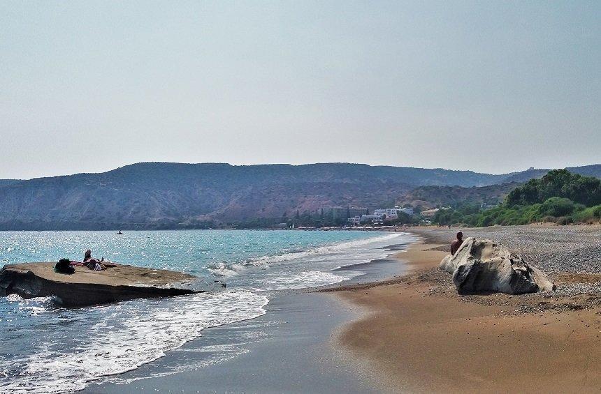 Cyprus beach nudist