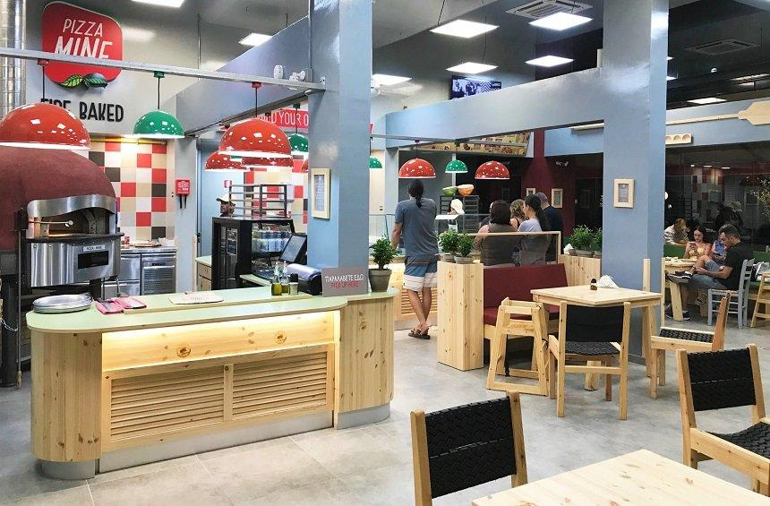 OPENING: A new, tasteful pizza place with its own playground in Limassol!