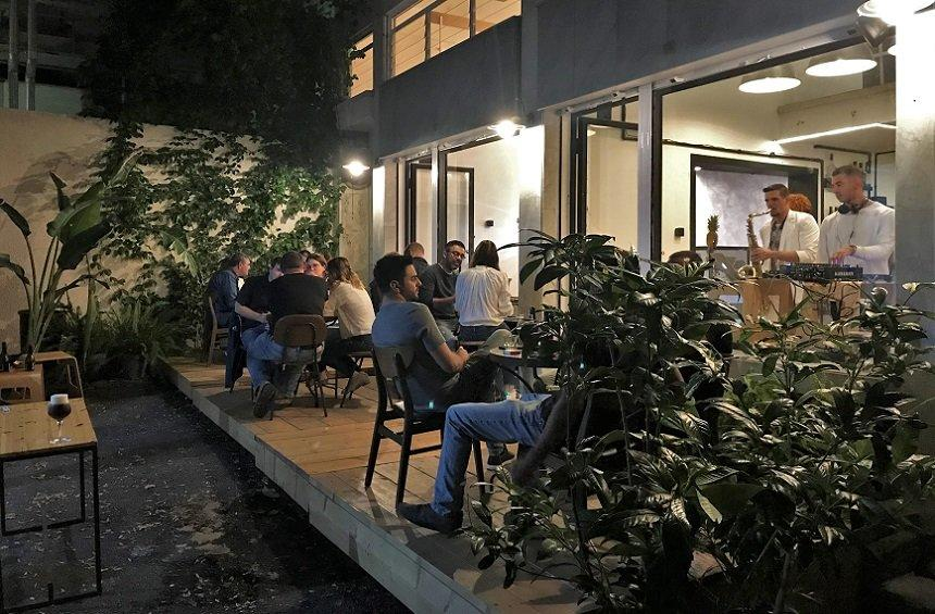 OPENING: How 2 young people brought life to a hidden alley in the Limassol center!