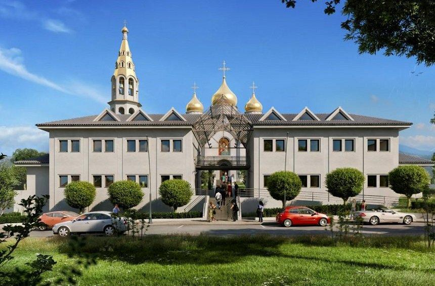PHOTOS: This is the impressive Russian church in progress in Limassol!