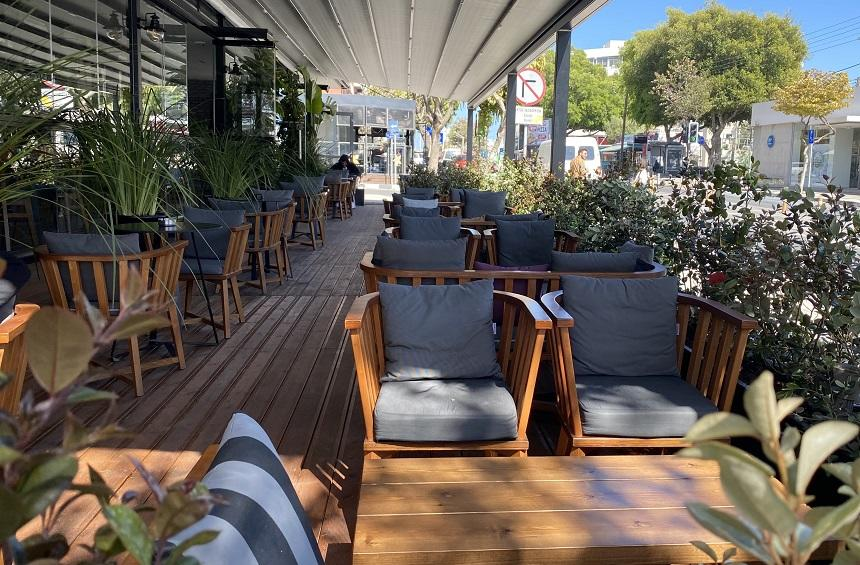 OPENING: The impressive new café on Makarios Avenue in Limassol!